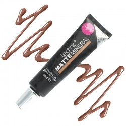Technic Matte Mineral Full Coverage Foundation ~ Toffee