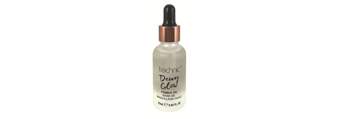Technic Dewy Glow Primer Oil Review