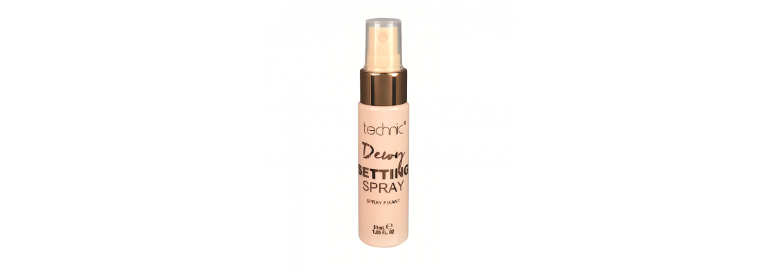 Technic Dewy Setting Spray Review
