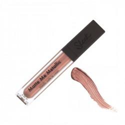 Sleek MakeUp Matte Me Metallic Lip Gloss ~ Volcanic