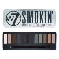 W7 Smokin Eye Shadow Palette