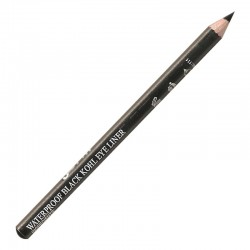 Saffron Soft Kohl Eyeliner Pencil ~ Waterproof Black