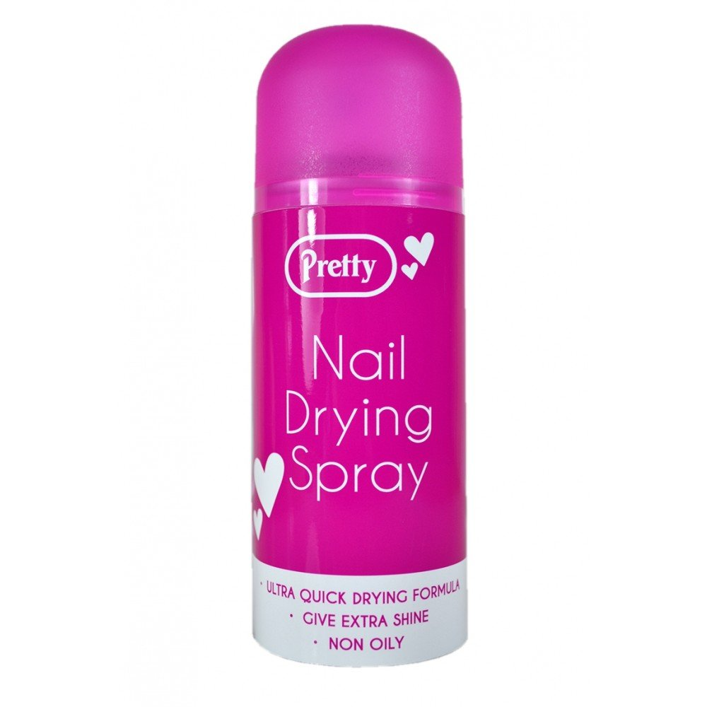Pretty Perfect Fast Drying Nail Varnish Spray - Affordable Makeup ...